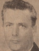 Newspaper clipping photo of Corporal Ronald Clifford Spencer